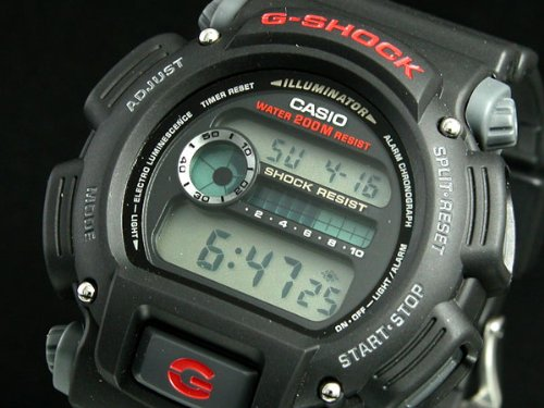 カシオ Gショック ベーシック DW9052-1V