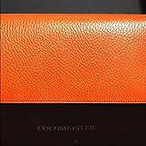 ココマイスター ロッソピエトラ 薄型長財布