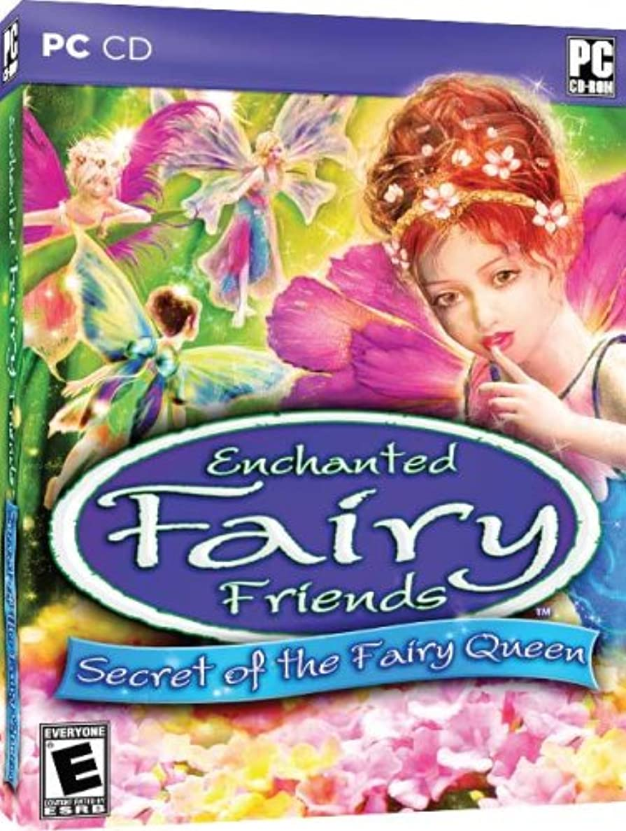 失業避難する実験Enchanted Fairy Friends: Secret of the Fairy Queen (輸入版)