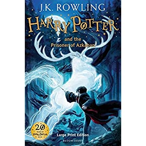 Harry Potter and the Prisoner of Azkaban (Large Print Edition)