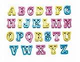 タイガークラウン PC クッキー抜型 アルファベット 26P  1733