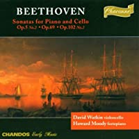Beethoven;Cello Sonatas