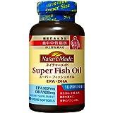 ネイチャーメイド スーパーフィッシュオイル(EPA/DHA) 90粒 健康食品 機能性表示食品 [並行輸入品]