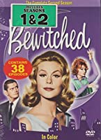 Bewitched: The Complete First & Second Seasons IN COLOR: Contains 38 Episodes [並行輸入品]