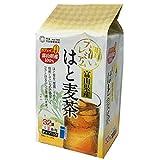 つぼ市 富山県産はと麦茶ティーバッグ 4g×32p