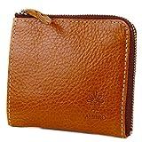 [アルベロ] ALBERO BERRETTA(ベレッタ) 小銭入れ付き財布 5500 オレンジブラウン AL-5500-40
