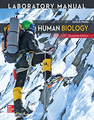 Download Lab Manual for Human Biology 1260482758