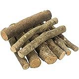 薪 の王様!【 樫(カシ) 小枝 】乾燥薪 約22kg入り 箱入り 約3束分