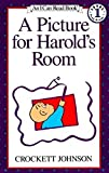 A Picture for Harold's Room (I Can Read Level 1)