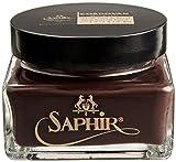 [サフィールノワール] SaphirNoir コードバンクリーム 75ml 9551053 (ダークブラウン)[HTRC4.1]