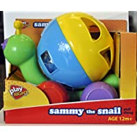 Sammy the Snail Pull Along Toy By Play Right by Walgreen