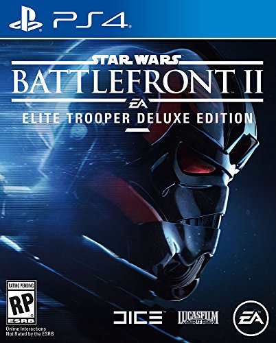 Star Wars Battlefront II: Elite Trooper Deluxe Edition - PlayStation 4 - Imported