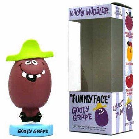 RoomClip商品情報 - 【FUNKO ファンコ】FUNNY FACEシリーズ GOOFY GRAPE【WACKY WOBBLER ボビングヘッド】