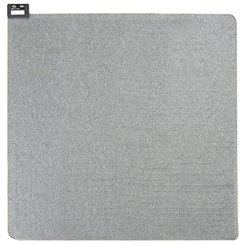 山善:小さく折りたためる ホットカーペット本体(2畳タイプ)