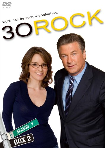 30 ROCK/サーティー・ロック シーズン1 DVD-BOX2[DVD]