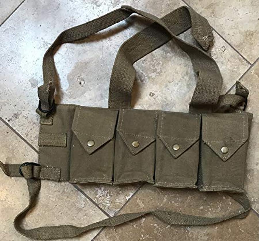 正規化七面鳥摘むStellis Inc Rhodesian Bush War .308 マガジンチェストリグ マガジンポーチ