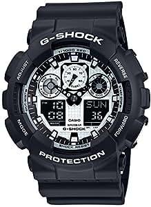 [カシオ]CASIO 腕時計 G-SHOCK White and Black Series GA-100BW-1AJF メンズ