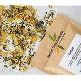 Herbal Teas Australia Organic 'CALM' Tea 50gm - Organic Herbal Tea with Spearmint & Chamomile/min 100 cups from every packet