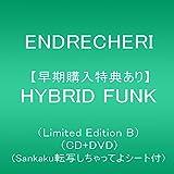 【早期購入特典あり】HYBRID FUNK(Limited Edition B)(CD+DVD)(Sankaku転写しちゃってよシート付)