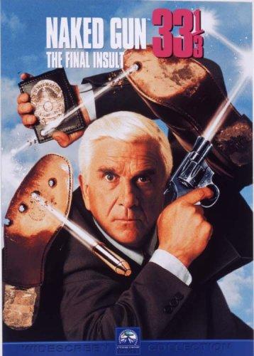 裸の銃を持つ男PART33 1/3 最後の侮辱 [DVD]の詳細を見る