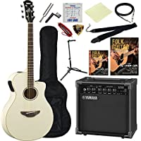 アコースティックギター エレアコ 入門13点セット ヤマハ APXシリーズ APX600 ヤマハアンプ GA15II付属 (VW)
