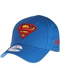 ニューエラ (New Era) 9フォーティ 子どもたち キャップ - スーパーマン (Superman) ダークブルー