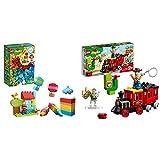 レゴ(LEGO) ブロック おもちゃ デュプロのいろいろアイデアボックス<DX> 10887 知育玩具 ブロック おもちゃ 男の子 &  デュプロ トイ・ストーリー・トレイン 10894 ディズニー ブロック おもちゃ 女の子 男の子 電車【セット買い】