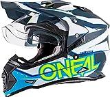 Oneal オニール Sierra II Slingshot Helmet ヘルメット ブルー M(57?58cm)