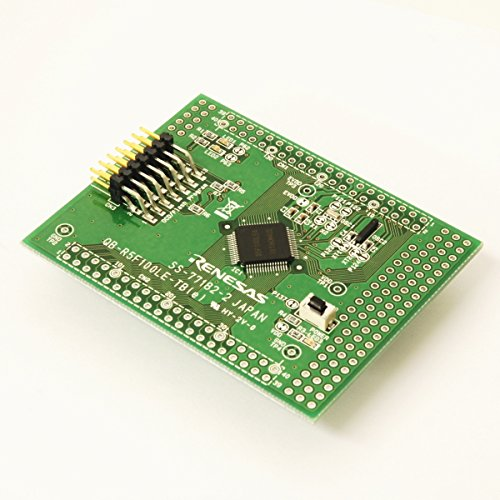 ルネサスエレクトロニクス CPU board for RL78/G13(64-pin/ROM64KB) QB-R5F100LE-TB