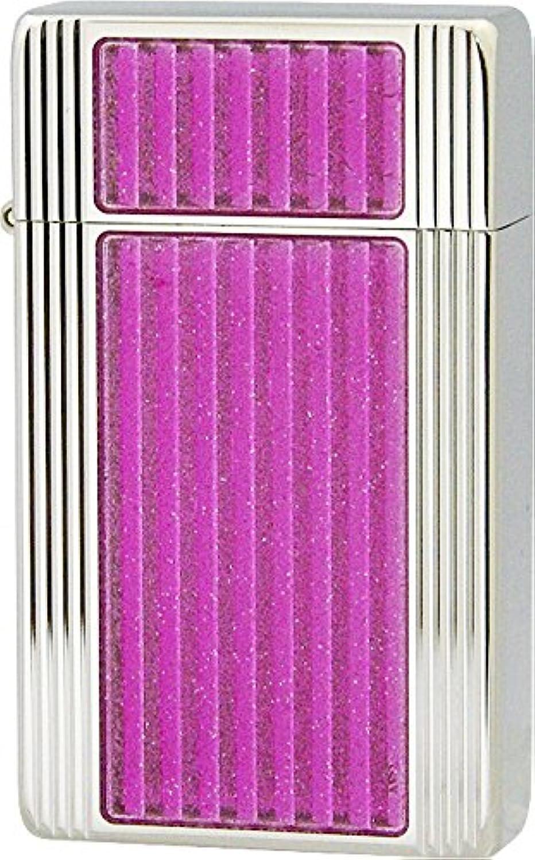 干渉キャッシュ便利SAROME(サロメ) ターボライター SRM Crystal Vertical A ピンク 790770