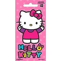 Adorable Hello Kitty Jumbo Sticker Party Favour Paper 5 x 2 [並行輸入品]