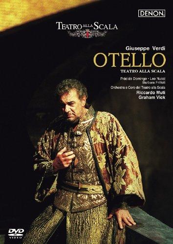ヴェルディ:歌劇≪オテロ≫ミラノ・スカラ座2001年 [DVD]の詳細を見る
