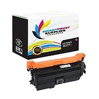 スマート印刷Supplies 648A ce263aマゼンタ互換トナーカートリッジHP LaserJet cp4025cp4525レーザープリンタの交換用(11, 000ページ)