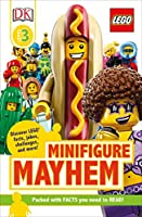 DK Readers Level 3: LEGO Minifigure Mayhem: Discover LEGO facts, jokes, challenges, and more!