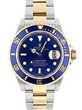 [ロレックス] ROLEX 腕時計 16613 メンズ サブマリーナデイト ブルー文字盤 SS/YGコンビ 自動巻き K番 [中古品] [並行輸入品]
