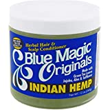 Blue Magic Indian Hemp Conditioner 12 Ounce