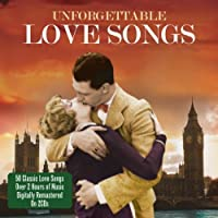 Unforgettable Love Songs by Various (1998-05-04)