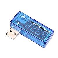 Hanbaili USB充電器の医師 モバイル電源電圧電流計デジタルテスター検出器