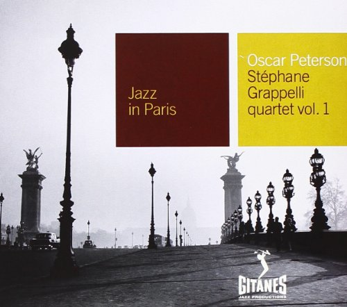 Peterson-Grappelli Quartet: Jazz in Paris
