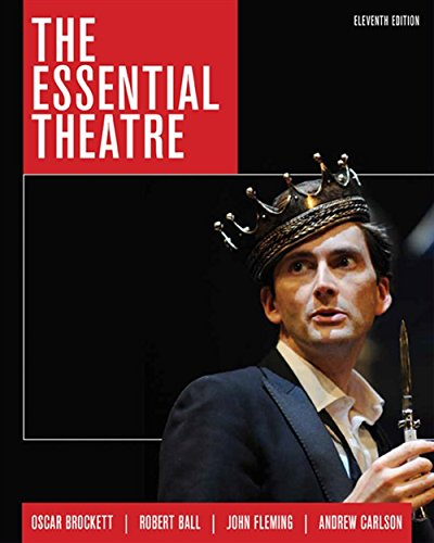 Download The Essential Theatre 1305411072