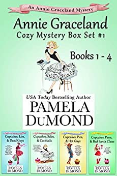 The Annie Graceland Cozy Mystery Box Set: Books 1 - 4 by [DuMond, Pamela]