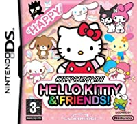 Happy Party with Hello Kitty & Friends (Nintendo DS) (輸入版)