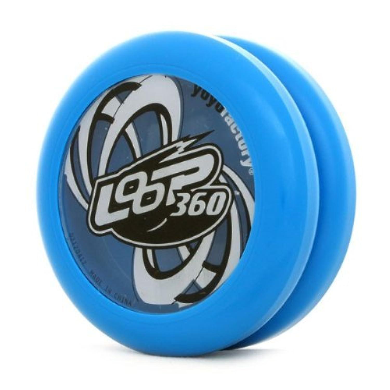 YoYoFactory Loop 360 - Blue by YoYoFactory [並行輸入品]