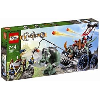 レゴ (LEGO) キャッスル トロール突撃ワゴン 7038