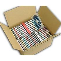 VillageBox ダンボール CD~50枚用