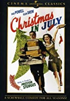 Christmas in July [DVD] [Import]