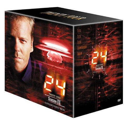 24 -TWENTY FOUR- シーズン2 DVDコレクターズ・ボックス (通常版)の詳細を見る
