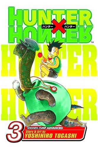 『Hunter x Hunter, Vol. 3: Resolution (English Edition)』のトップ画像