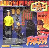 "Maxx FX A Nightmare on Elm Street FREDDY KRUEGER 10"" Action Figure (1989 Matchbox) [並行輸入品]"