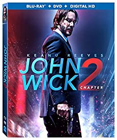 John Wick: Chapter 2 [Blu-ray] [Import]